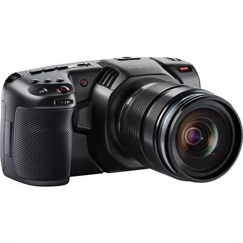 Câmera blackmagic design pocket cin