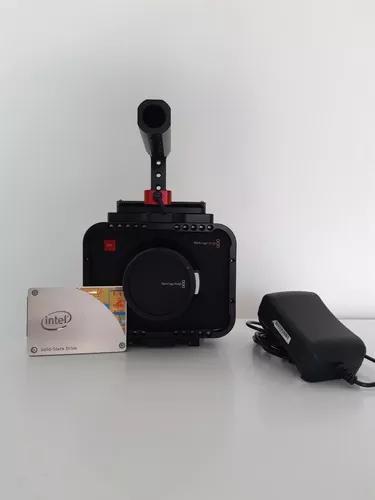 Câmera bmcc 2.5k blackmagic cin