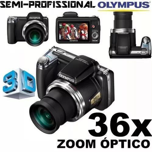 Câmera digital fotográfica olympus sp810uz