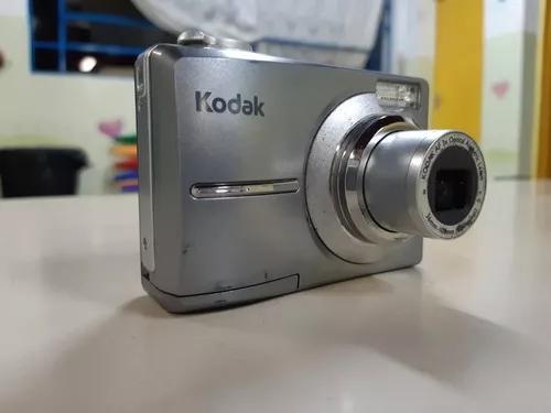 Câmera digital kodak easyshare c813 8.2 megapixels