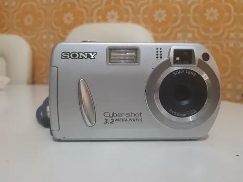 Câmera digital sony cybershot dsc p32 3.2 megapixels
