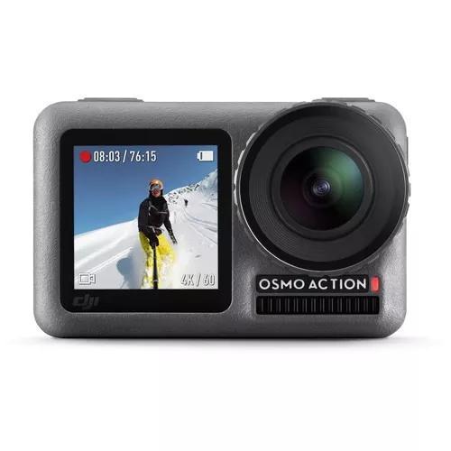 Dji osmo action 4k camera - lançamento, novo pronta entrega