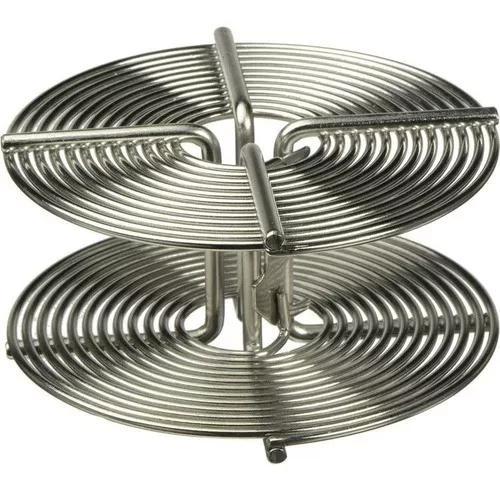 Espiral De Aço Inox P/ Filmes 35mm