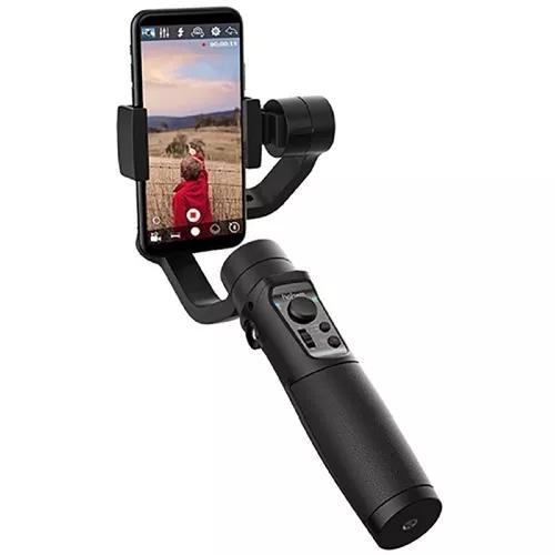 Estabilizador gimbal isteady p/smartphone 3 eixos portátil