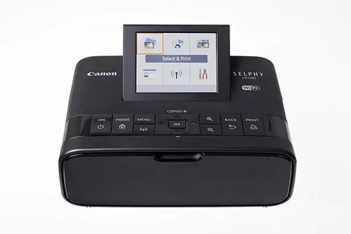Impressora fotográfica canon selphy cp1300 compacta c/
