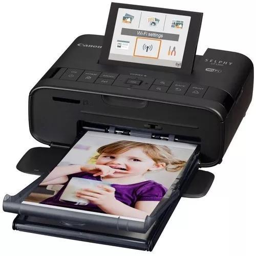 Impressora fotográfica canon selphy cp1300 wifi