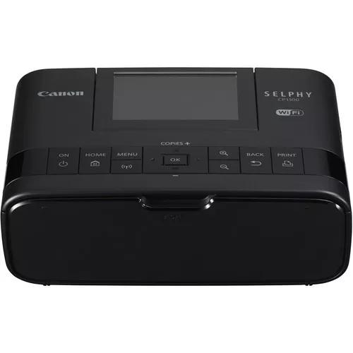 Impressora Fotográfica Compacta Canon Selphy Cp1300 S
