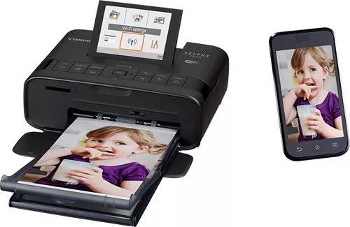Impressora fotográfica lacrada canon nacional cp1300 /