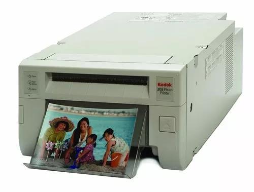 Impressora fotográfica térmica profissional kodak 305