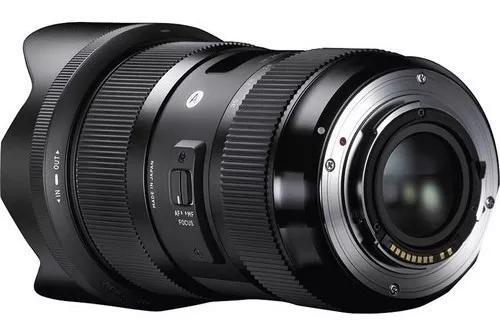 Lente sigma 18-35mm f/1.8 dc hsm art - canon s
