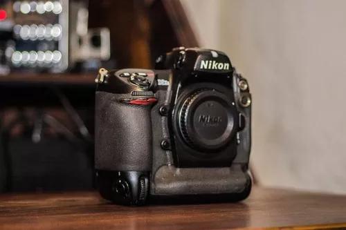 Nikon d2xs super nova canhão de máquina 2 baterias