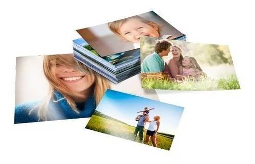 Revelação de 200 fotos 13x18 papel fosco/brilho fujifilm