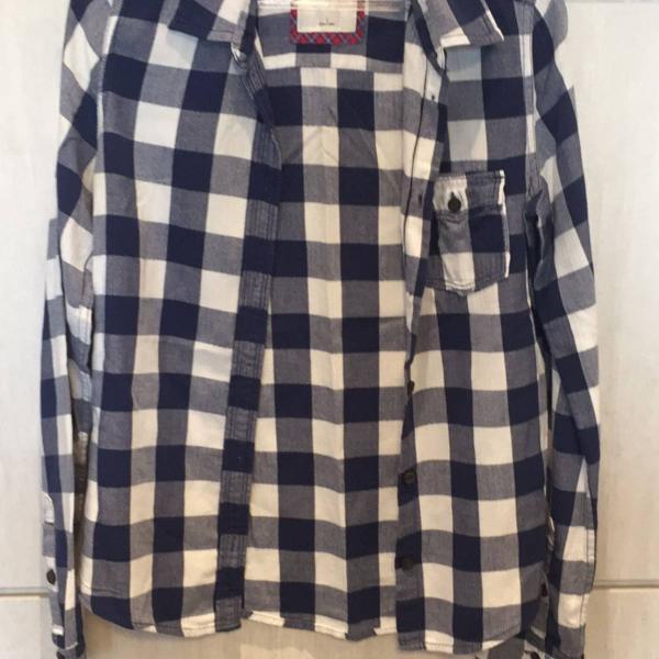 Abercrombie camisa kids feminina