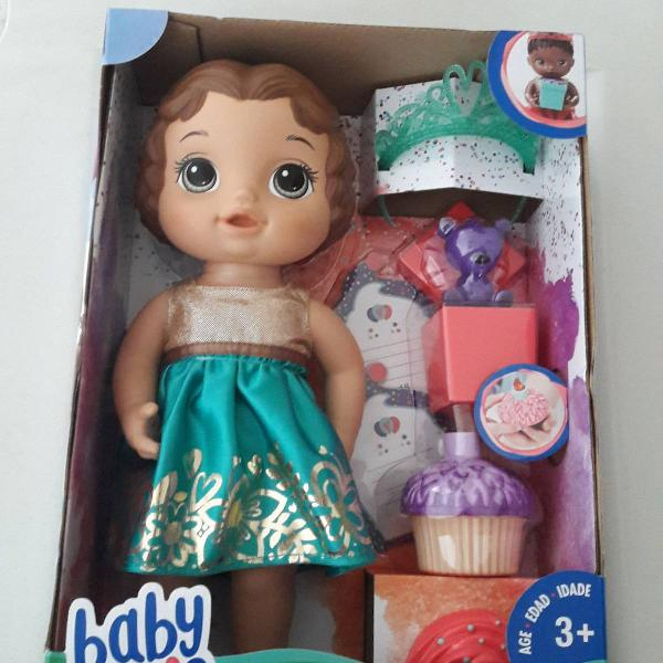 Baby alive cupcake
