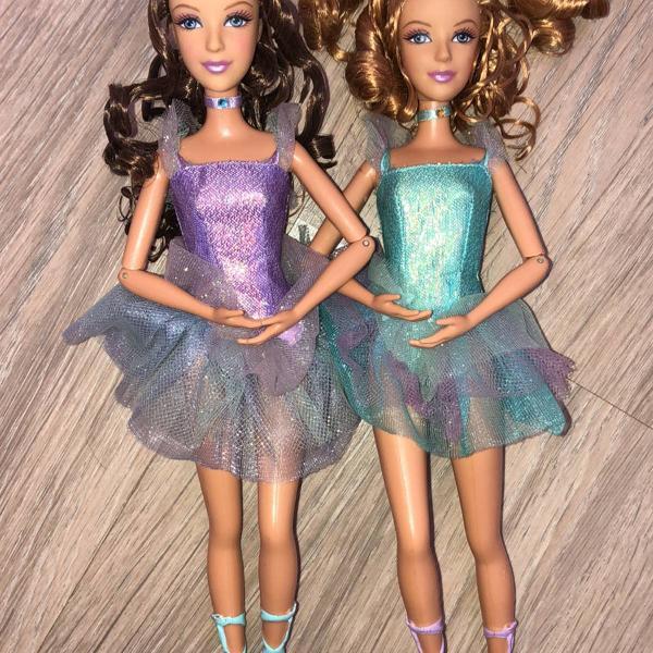 Barbie princesas bailarinas