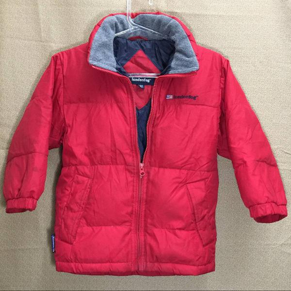 Blusa / casaco infantil importada neve - london fog - 5/6