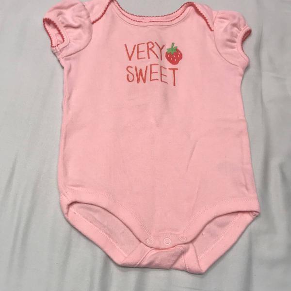 Body bebê feminino