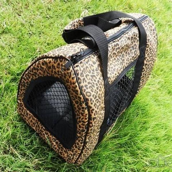 Bolsa transporte para cachorro e gato