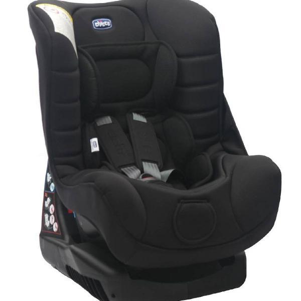 Cadeira auto chicco eletta confort preta. bebê conforto