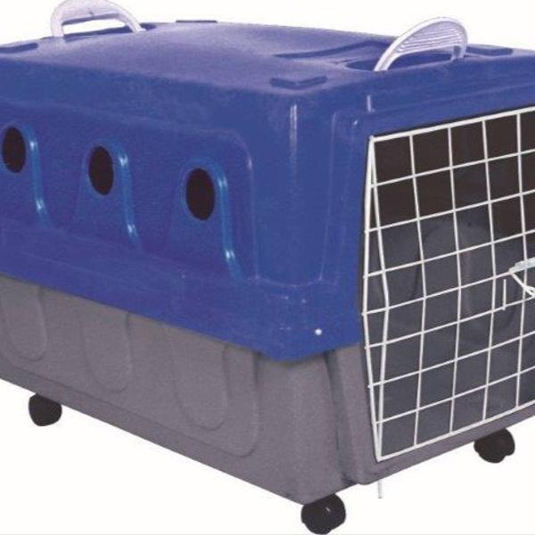 Caixa transporte cães