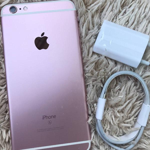 Iphone 6s plus rose 16gb