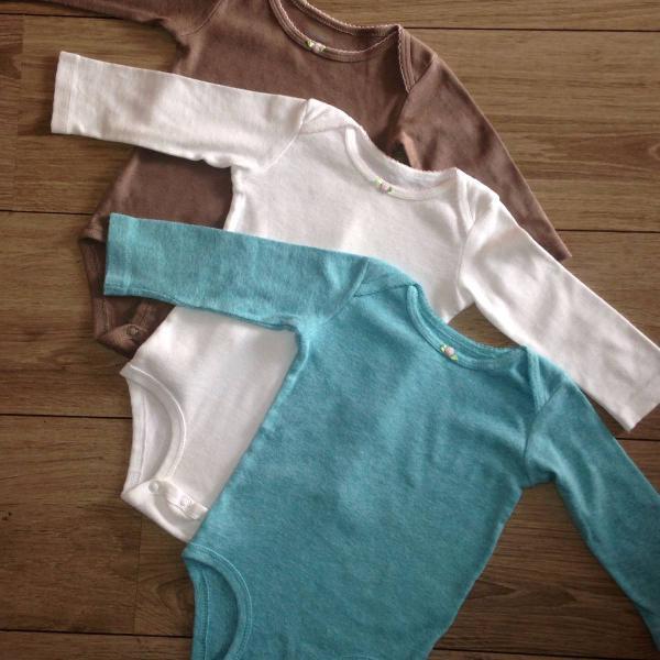 kit bodies carter's baby girl