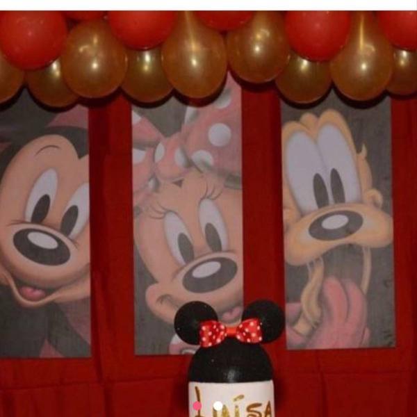 Kit festa turma do mickey