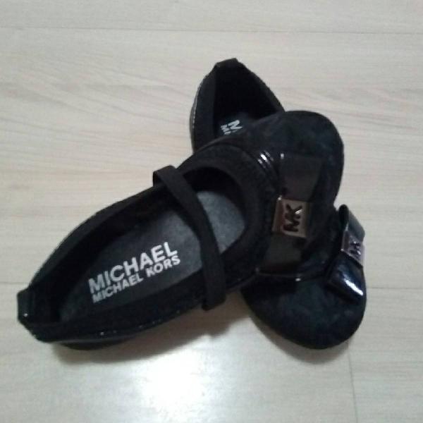 Sapatilha infantil michael kors - tam 22