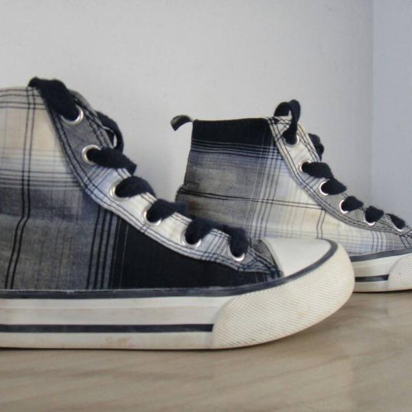 Tênis bota gap