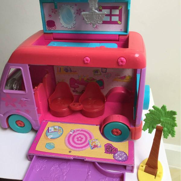 van da polly pocket