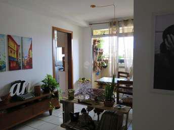 Apartamento com 3 quartos à venda no bairro norte, 74m²