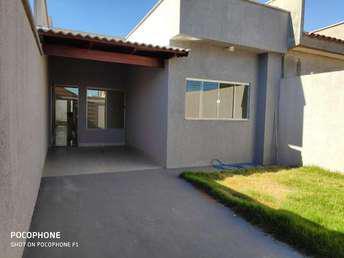 Casa com 3 quartos à venda no bairro jardim vila boa, 86m²