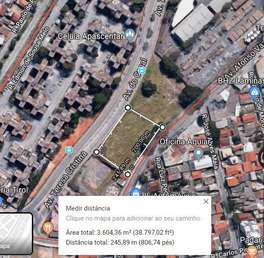Lote à venda no bairro átila de paiva, 3333m²