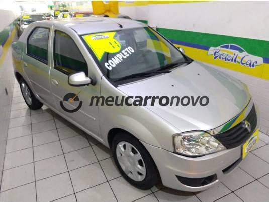Renault logan expression hi-flex 1.6 8v 4p 2011/2011