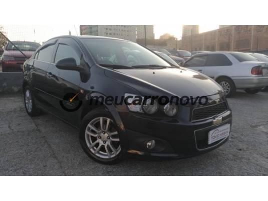 Chevrolet sonic sed. ltz 1.6 16v flexpower 4p aut. 2012/2013