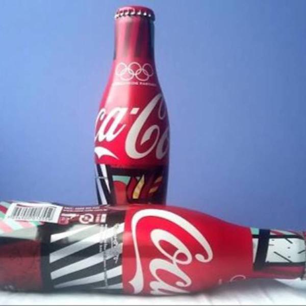Coca cola romero britto