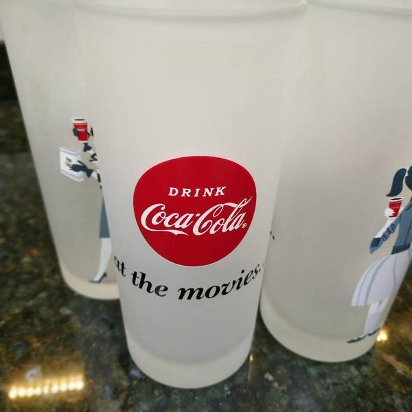 Conjunto 6 copos tok&stok coca-cola