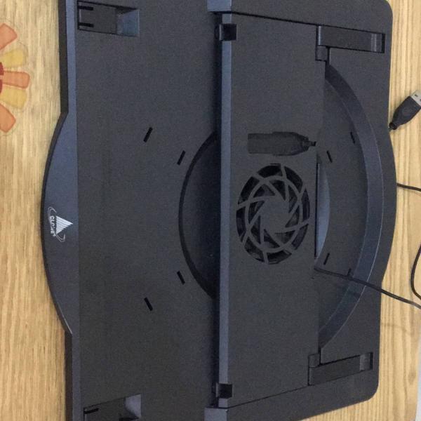Cooler, suporte para notebook marca clone