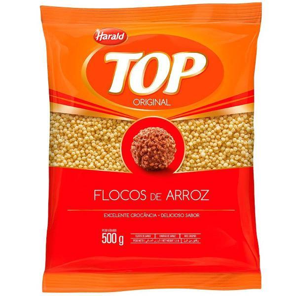 Flocos de arroz