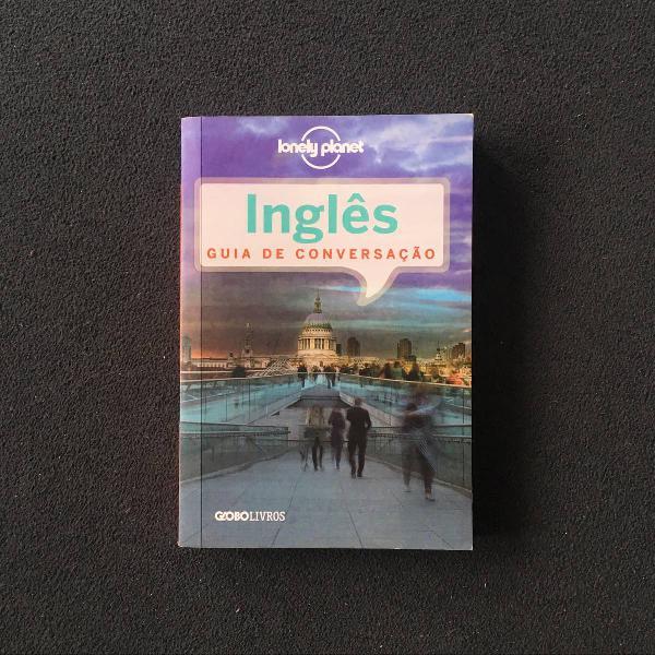 Livro: guia de conversação inglês