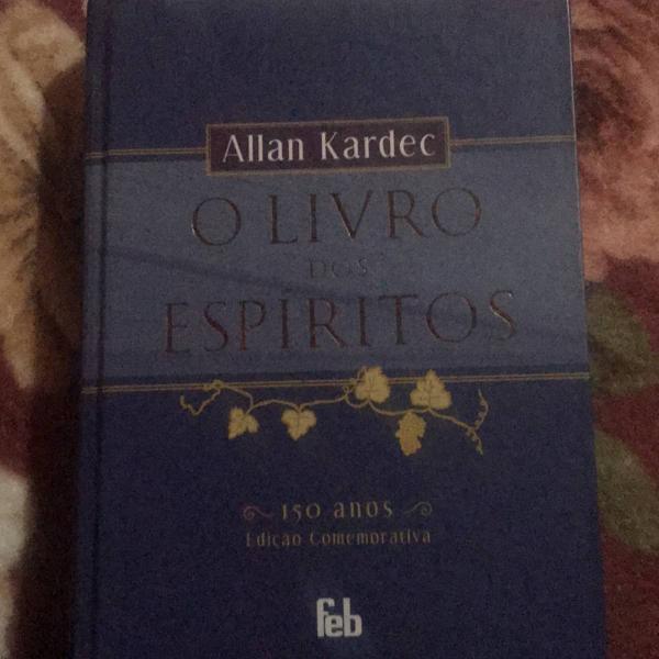O livro dos espíritos - edição comemorativa 150 anos