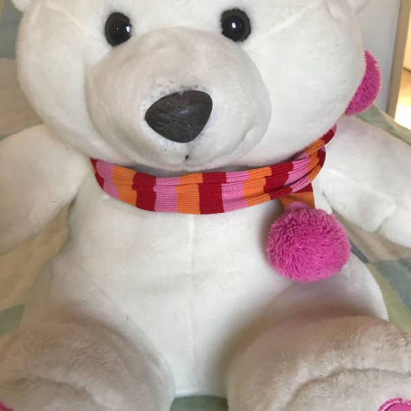 Pelúcia urso polar
