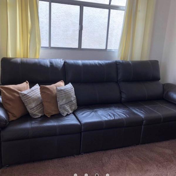 Sofa couro 【 OFERTAS Novembro 】 | Clasf