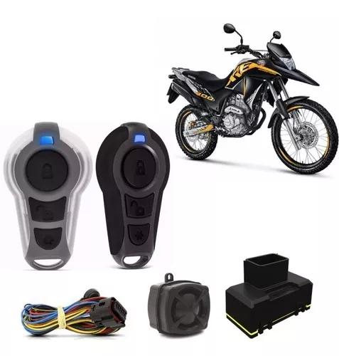 Alarme moto presença honda xre 300 partida elétrica