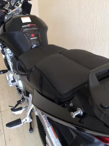 Almofada gel confort para moto piloto universal