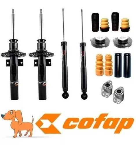Kit 4 amortecedores fox spacefox 2006