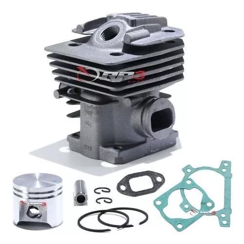 Kit cilindro roçadeira stihl fs280 / fs290 + juntas