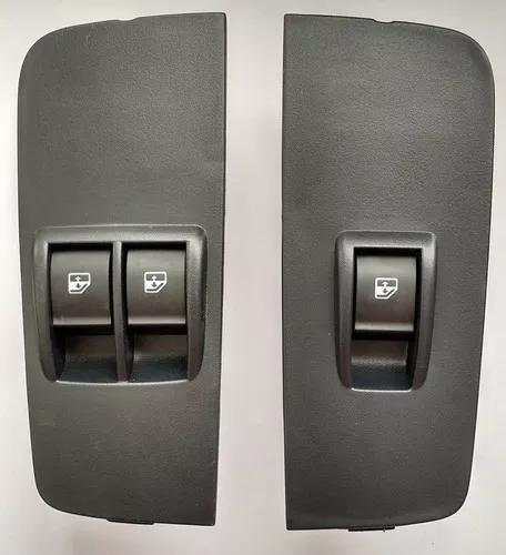 Kit interruptor botão vidro elétrico fiat palio strada