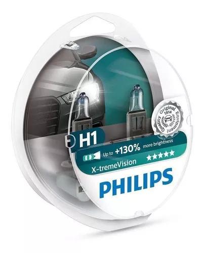 Par lampada philips h1 x-tr