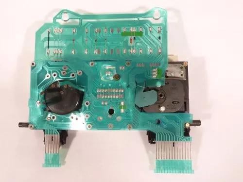 Placa circuito malha gol quadrado gts gti cl santana quantum